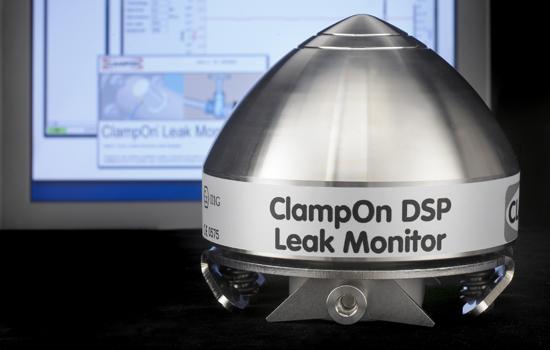 Leak Monitor Screen