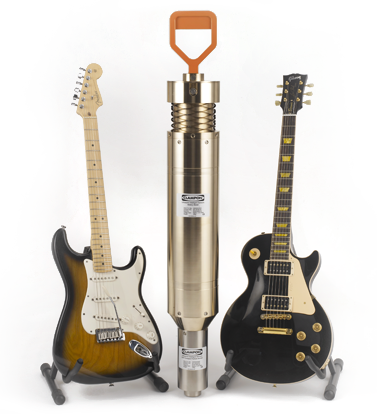 Subsea Leak Guitars