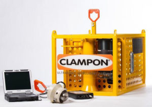 Subsea Vibration Standalone battery operated solution