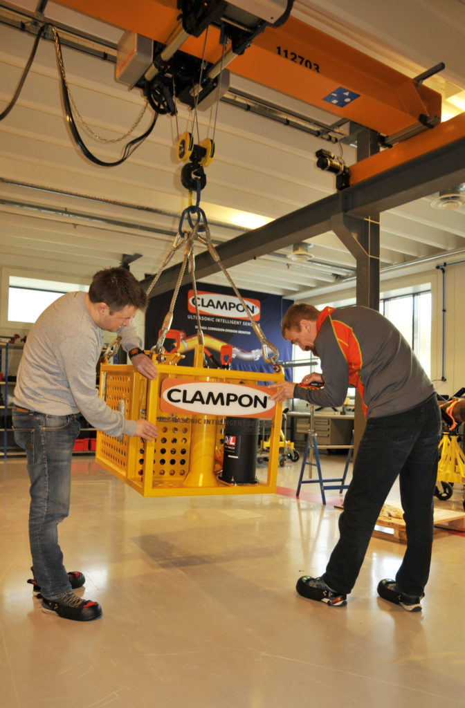 Overhead Crane Vibration : Upgrading for the future latest news clampon