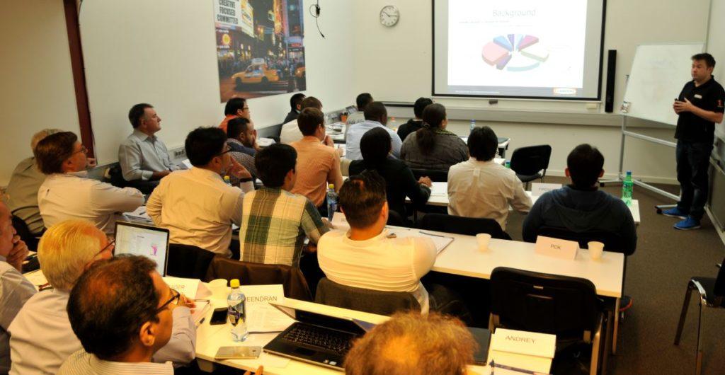 Presentation agent seminar 2015