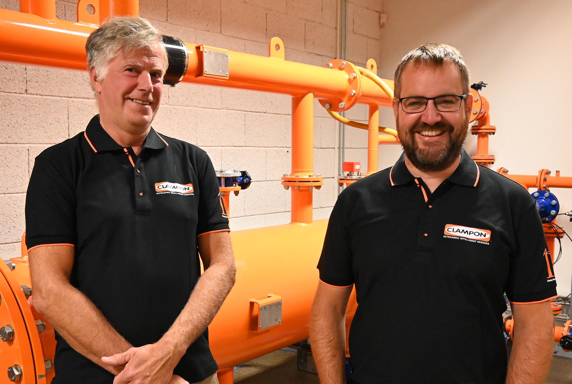 Vidar Hundvin and Kjetil Nysæter